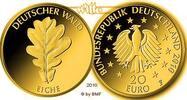 20 Euro 3, 89g fein 17, 5 mm Ø 2010 D Deutschland Deutscher Wald, Eiche... 335,00 EUR  +  17,00 EUR shipping