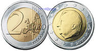 2 Euro 2006 Belgien Kursmünze, 2 Euro stgl  14,00 EUR  +  7,00 EUR shipping
