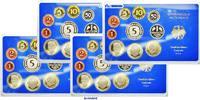 50,72DM 1985 D/F/G/J SET Deutschland Amtlicher Kursmünzensatz in blauem... 42,00 EUR  +  17,00 EUR shipping