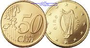 50 Cent 2002 Irland Kursmünze, 50 Cent stgl  4,50 EUR  +  7,00 EUR shipping