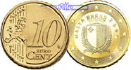 10 Cent 2008 Malta Kursmünze, 10 Cent stgl  1.63 US$ 1,50 EUR  +  11.98 US$ shipping