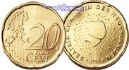 20 Cent 1999 Niederlande Kursmünze, 20 Cent stgl  9,50 EUR  +  7,00 EUR shipping