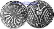 10 DM 1972 J Deutschland, Bundesrepublik 1. Ausg. Oly. Spirale Deutschl... 25.28 US$ 22,50 EUR  +  12.36 US$ shipping