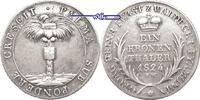 Vereinstaler 1824 Waldeck-Pyrmont Georg Heinrich, Fürst zu Waldeck und ... 1100,00 EUR  + 23,00 EUR frais d'envoi