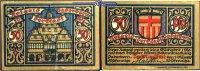 50 Pfg.  1920,03.01 Paderborn, Stadt, 3.Ausgabe Jos. Dominicus, -selten... 3,00 EUR  +  7,00 EUR shipping