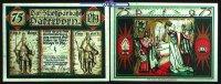 75 Pfg.  1921.11.10 Paderborn, Stadt, 5.Ausgabe Historische Begebenheit... 3,00 EUR  +  7,00 EUR shipping