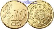 10 Cent 2005 Portugal Kursmünze, 10 Cent stgl  4,50 EUR  +  7,00 EUR shipping