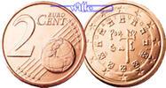 2 Cent 2006 Portugal Kursmünze, 2 Cent stgl  6,50 EUR  +  7,00 EUR shipping