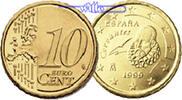 10 Cent 2008 Spanien Kursmünze, 10 Cent stgl  6.74 US$ 6,00 EUR  +  12.36 US$ shipping