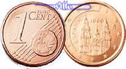 1 Cent 2010 Spanien Kursmünze, 1 Cent* stgl  4,00 EUR  + 7,00 EUR frais d'envoi