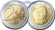 2 Euro 2005 Spanien Kursmünze, 2 Euro stgl  9,90 EUR  +  7,00 EUR shipping