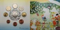 5,88 2004 Finnland Kursmünzensatz / 2. Ausgabe + Medaille Tove Jansson ... 55,00 EUR  +  17,00 EUR shipping
