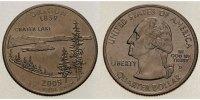 1/4 $ 2005 D USA Oregon D - Kupfer-Nickel - vz  5,00 EUR  +  7,00 EUR shipping
