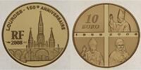 10 Euro, 7,78g fein22 mm Ø 2008 Frankreich 150 Jahre Erscheinung in -Lo... 425,00 EUR  +  17,00 EUR shipping