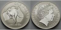 1 $ 2000 Australien Känguruh stgl  120,00 EUR  +  17,00 EUR shipping