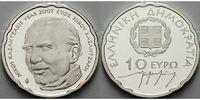 10 Euro 2007 Griechenland 10 Euro Gedenkmünze - Nikos Kazantzakis PP - ... 199,00 EUR  +  17,00 EUR shipping