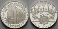 5 Euro 2010 Italien Kloster Santa Chiara in Neapel / Silber, inkl. Kaps... 62,50 EUR  +  17,00 EUR shipping