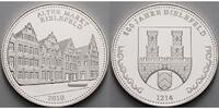 333/1000 Silbermedaille 2010 Bielefeld Medaille-800 Jahre Bielefeld -Al... 89,80 EUR  +  17,00 EUR shipping
