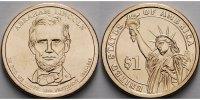 1 $ 2010 D USA Abraham Lincoln / Kupfer-Nickel, Denver vz  3.93 US$ 3,50 EUR  +  12.36 US$ shipping