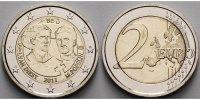 2 Euro 2011 Belgien 100 Jahre Internationaler Frauentag stgl  4,50 EUR  + 7,00 EUR frais d'envoi