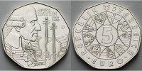 5 Euro 2009 Österreich Joseph Haydn 200.Todestag stgl  12,00 EUR  +  7,00 EUR shipping