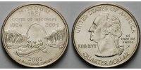 1/4 $ 2003 P USA Missouri P - Kupfer-Nickel - vz  5,00 EUR  +  7,00 EUR shipping
