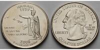 1/4 $ 2008 D USA Hawai D - Kupfer-Nickel - vz  4,00 EUR  +  7,00 EUR shipping