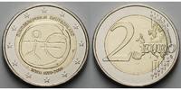 2 Euro 2009 G Deutschland 10 Jahre Europäische Wirtschafts- u. Währungs... 5,20 EUR  +  7,00 EUR shipping
