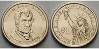 1 $ 2009 D USA William Henry Harrison / Kupfer-Nickel, Denver vz  3,50 EUR  +  7,00 EUR shipping