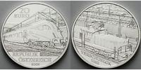 20 Euro 2009 Österreich Die Bahn der Zukunft-VERSCHUBLOK-1063- (Serie Ö... 54,00 EUR  +  17,00 EUR shipping