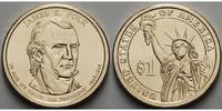 1 $ 2009 P USA James K.Polk/ Kupfer-Nickel, Philadelphia vz  3,50 EUR  +  7,00 EUR shipping