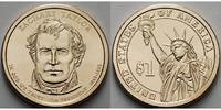 1 $ 2009 P USA Zachary Taylor/ Kupfer-Nickel, Philadelphia vz  3,50 EUR  +  7,00 EUR shipping