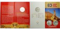 10 Euro 2005 Österreich 60 Jahre Zweite Republik stglimBlister  32,80 EUR  +  17,00 EUR shipping