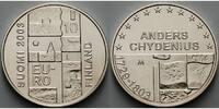 10 Euro 2003 Finnland Anders Chydenius, inkl. Zertifikat stgl  38,00 EUR  +  17,00 EUR shipping