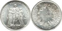 5 Francs 1873 France France 1873-A Republi...