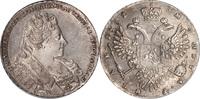 Rouble 1732 Russia Russia 1732 Anna Silver...