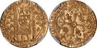 Franc a Pied  France France Charles V Gold...