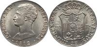 20 Reales 1812 Spain Spain 1812 M-AL Josep...
