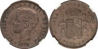 Peso 1895 Puerto Rico Puerto Rico 1895 PGV...