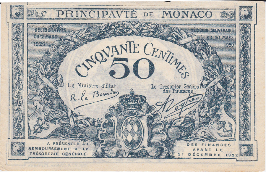 Currency - Monaco