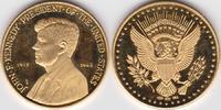 Goldmedaille 1963 Italien/USA John F. Kenn...