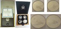 2 x 5$, 2 x 10$ 1976 Kanada 4 Silbergedenk...