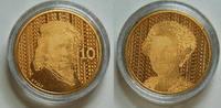 10€ 2006 Niederlande 10€ Gold  400. Geburt...
