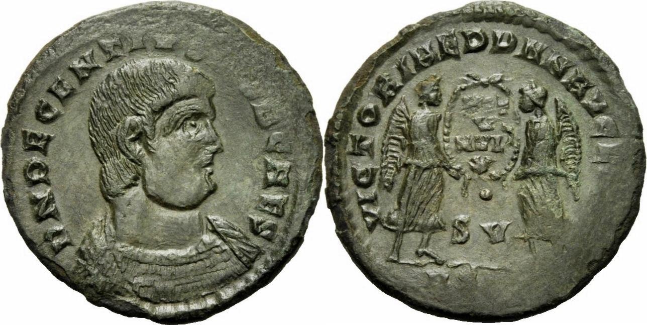 Maiorina 351-353 Rom Kaiserrei...
