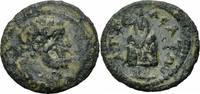 Kleinbronze 180-235 n.  Lydien Attaleia Ly...