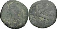 1/2 Follis 539/540 Byzanz Byzanz Justinian...