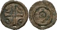 Subaerater Denar 1131-1141 Ungarn Ungarn B...