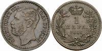 1 Para 1868 Serbien Serbien Fürst Mihailo ...