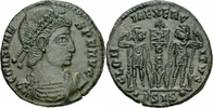 Follis 337-340 Rom Kaiserreich Constans Fo...